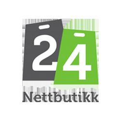 24 Nettbutikk